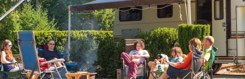 Riverside (Whistler) – A Parkbridge Camping & RV Resort