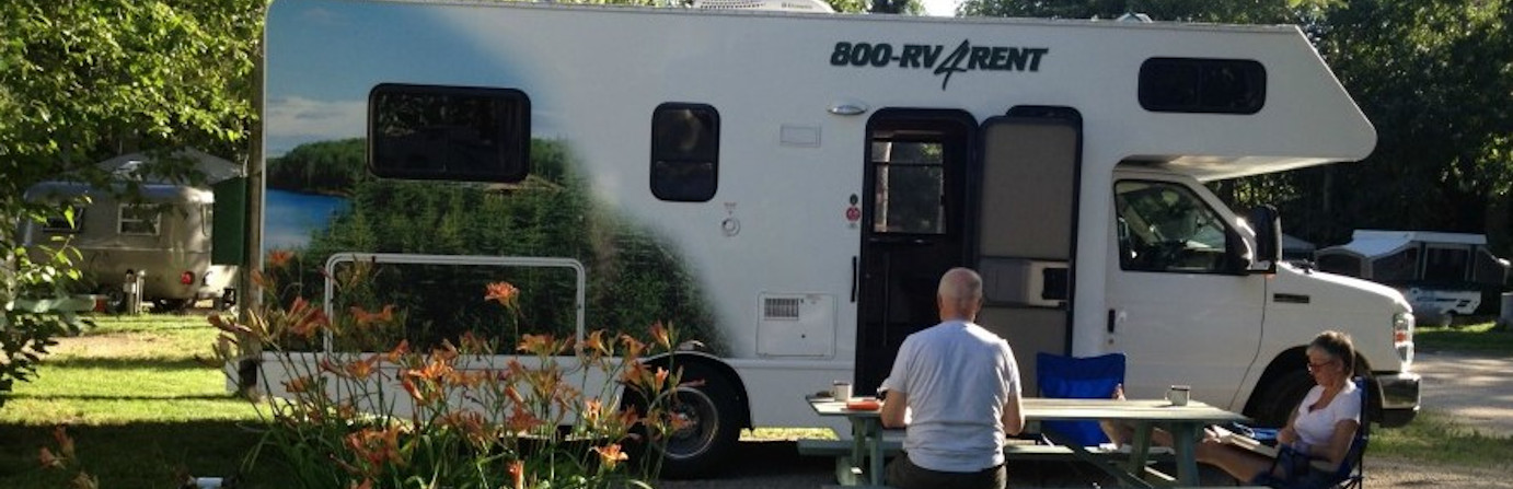 Todds RV  Camping