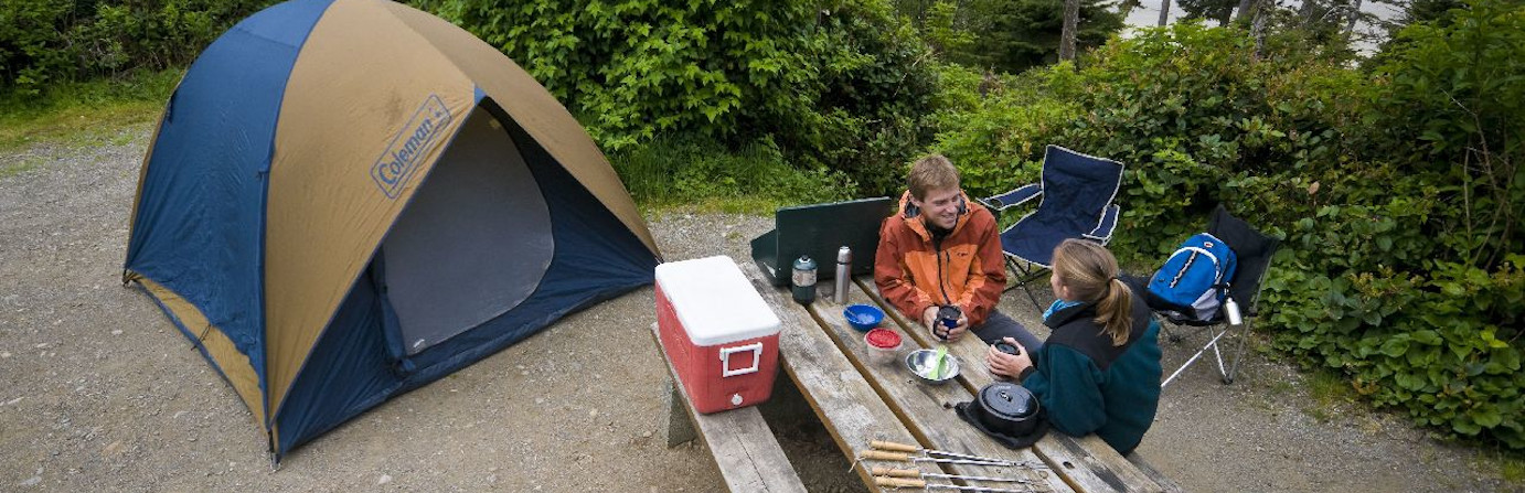 Pacific Rim National Park Reserve, Green Point Campground