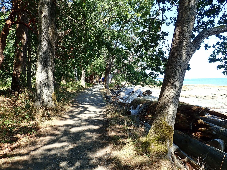 Newcastle Island, BC