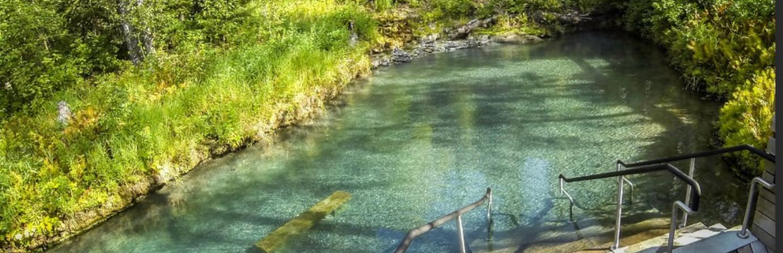 Liard River Hot Springs Provincial Park