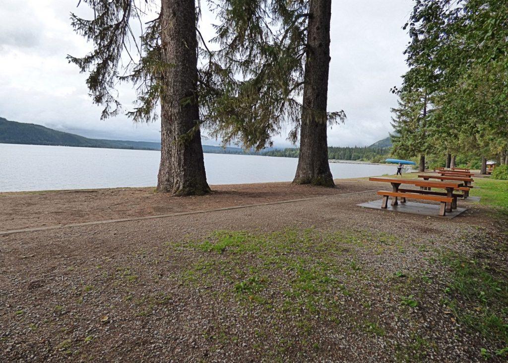 Lakelse Lake Picnic Area