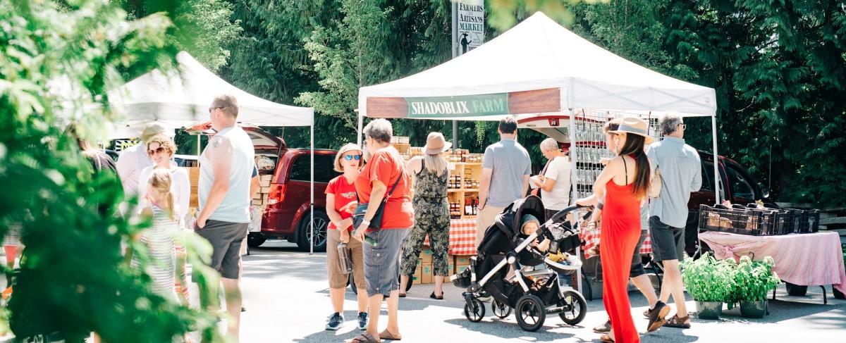 BC Farmers' Market Trail
