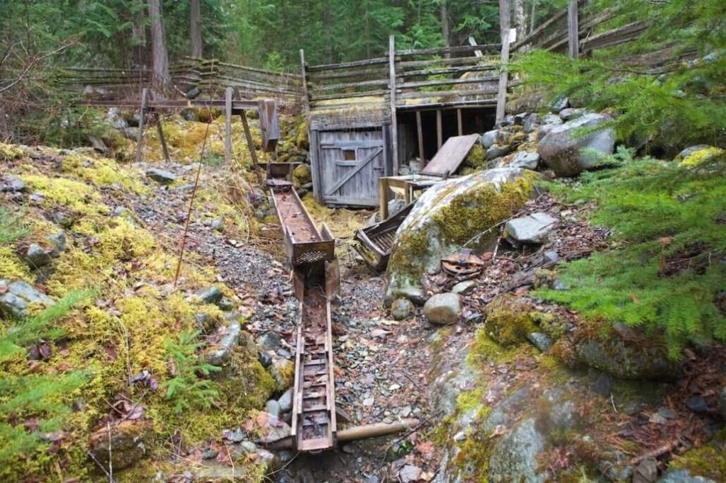 Old Mining Site
