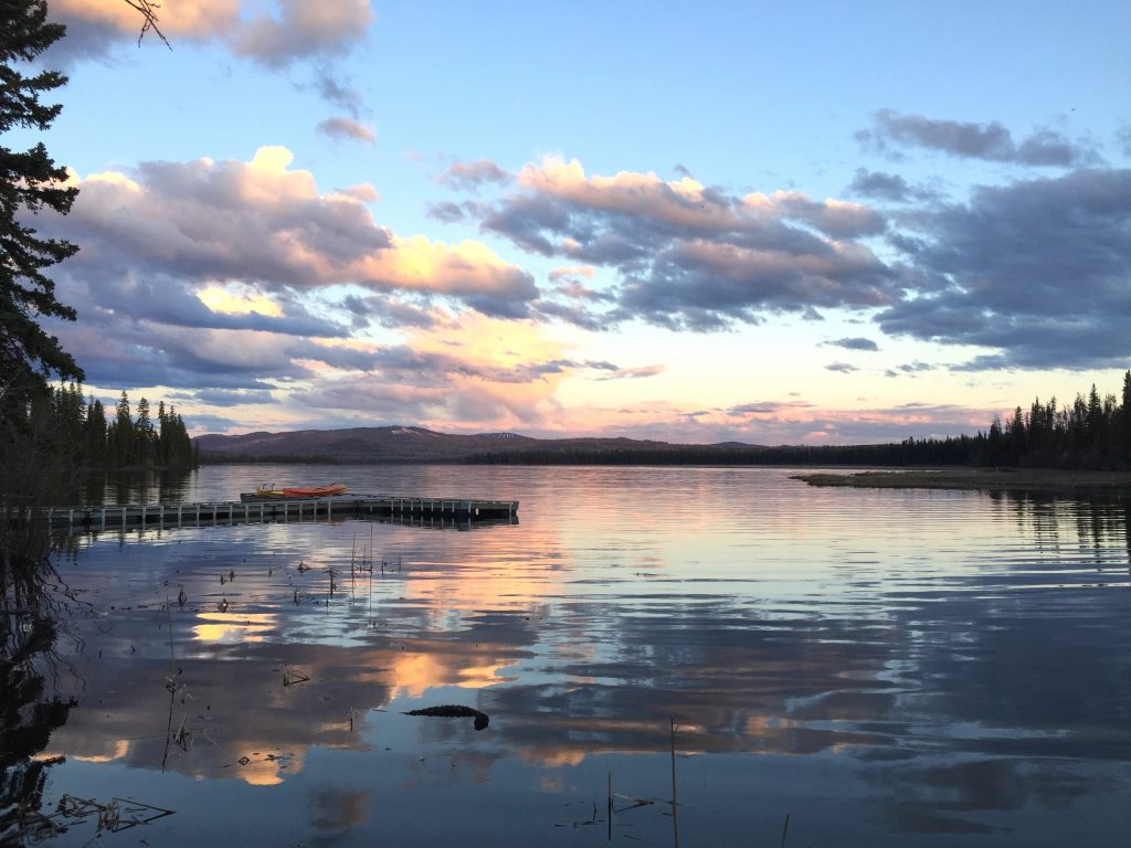 Spout Lake