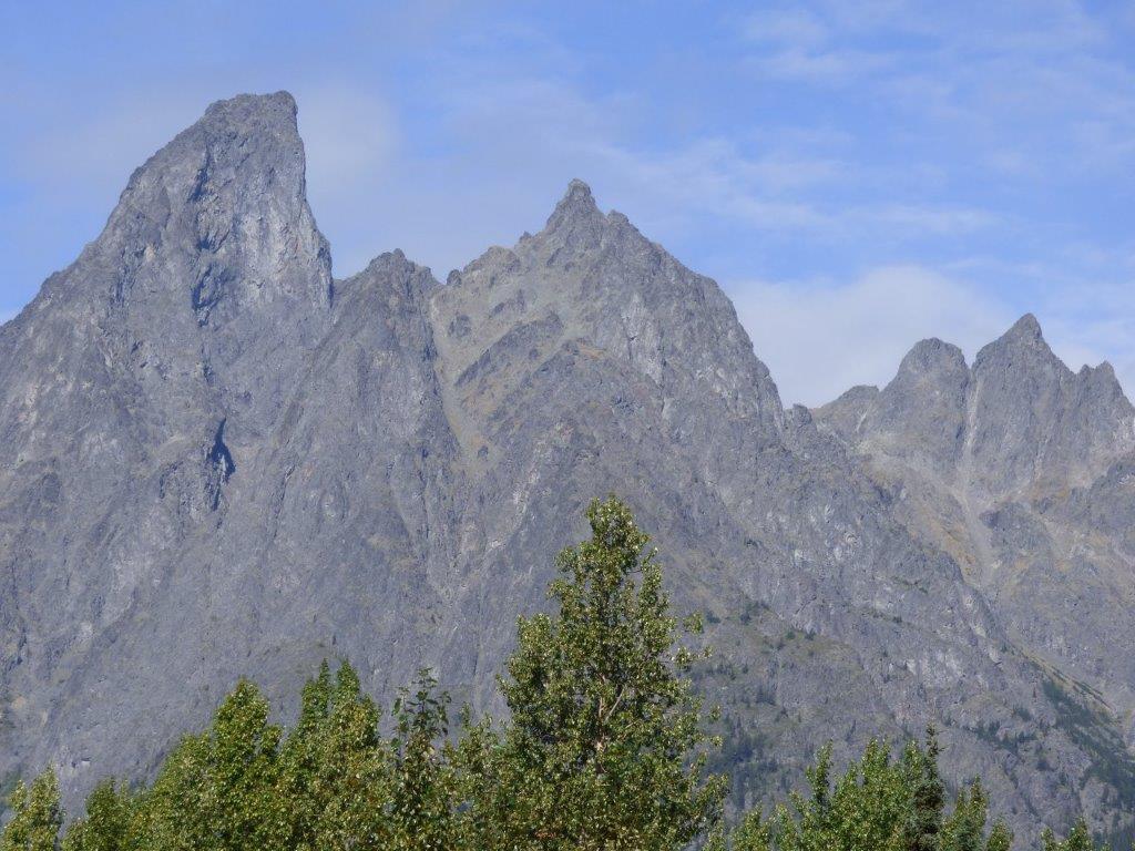 The Nipples Range, Northern BC