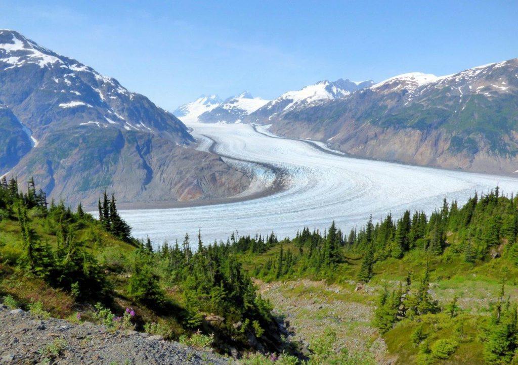 Salmon Glacier, Northern BC