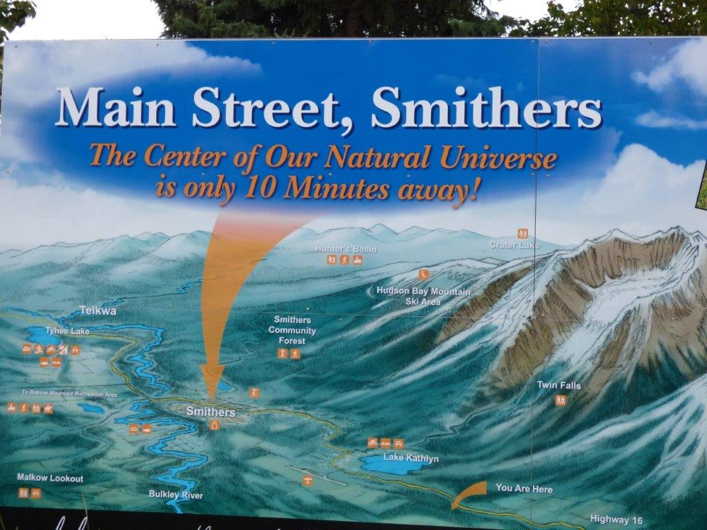 Smithers Sign